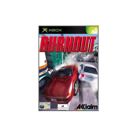 Burnout[ENG] (używana) (XBOX)