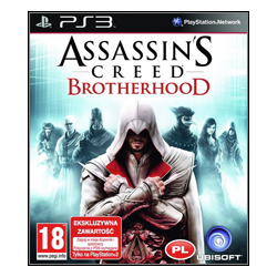 ASSASSIN'S  CREED BROTHERHOOD (POL) (nowa) (PS3)