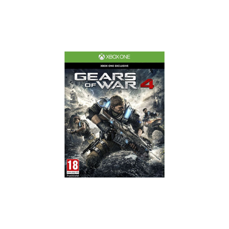 Gears of War 4 Ultimate Edition (Napisy PL) (nowa) (XONE)