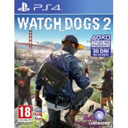 WATCH DOGS 2[POL] (nowa) (PS4)