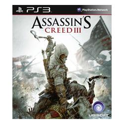 ASSASSIN'S  CREED III [ENG] (używana) (PS3)