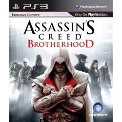 ASSASSIN'S CREED BROTHERHOOD [POL] (używana) (PS3)