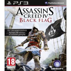 ASSASSIN'S  CREED IV BLACK FLAG [POL] (używana) (PS3)