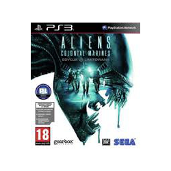 ALIENS  COLONIAL MARINES[POL] (używana) (PS3)