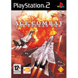 ACE COMBAT THE BELKAN WAR[ENG] (używana) (PS2)
