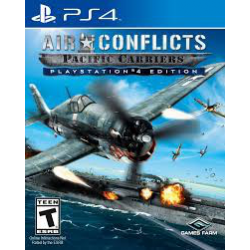 AIR CONFLICT PACIFIC CARRIERS[ENG] (używana) (PS4)