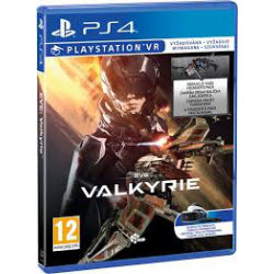 EVE VALKYRIE VR[ENG] (używana) (PS4)