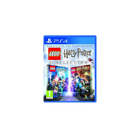 LEGO HARRY POTTER COLLECTION[ENG] (nowa) (PS4)