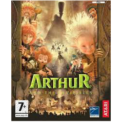 arthur and the invisibles[ENG]  (używana) (PS2)
