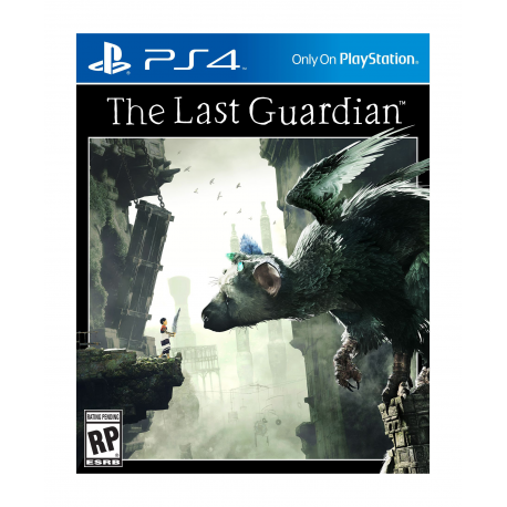 THE LAST GUARDIAN [POL] (nowa) (PS4)