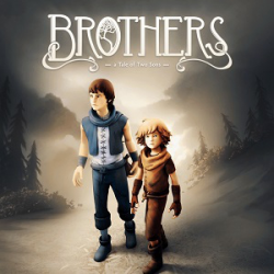 BROTHER A TALE OF TWO SONS [ENG] (używana) (PS4)
