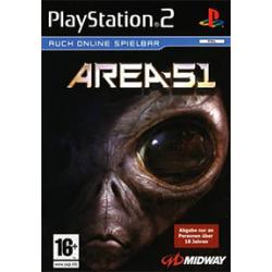 Area 51 [ENG] (Używana) PS2