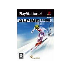 ALPINE SKIING 2005[ENG] (używana) (PS2)