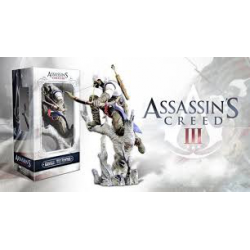 FIGURKA ASSASSIN'S CREED III CONNOR  THE HUNTER (Limited Edition) (nowa)