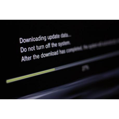 Dawngrade oprogramowania konsolki na soft 3.55