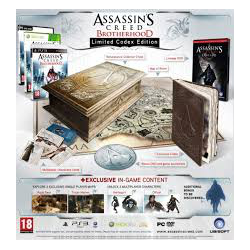 ASSASSIN'S CREED LIMITED CODEX EDITION[POL] (Limited Edition) (używana)