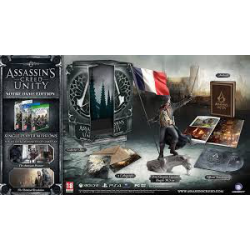 ASSASSIN'S CREED UNITY NOTRE DAME EDITION[POL] (Limited Edition) (używana)