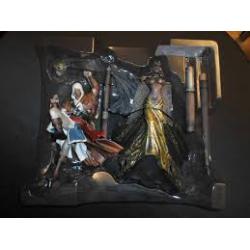 FIGURKI ASSASSIN'S CREED BLACK CHEST EDITION (Limited Edition) (używana)