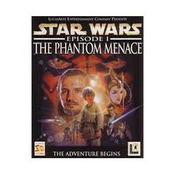 STAR WARS EPISODE I THE PHANTOM MENACE[ENG] (używana)