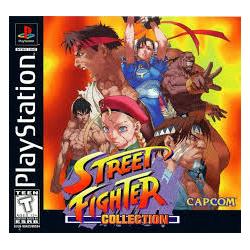 STREET FIGHTER COLLECTION[ENG] (używana)