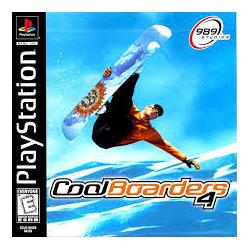 COOL BOARDERS 4[ENG] (używana)