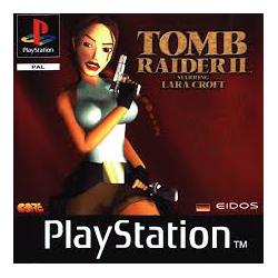 TOMB RAIDER II STARRING LARA CROFT [ENG] (używana)