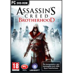 Assasin's Creed Brotherhood[POL] (nowa) (PC)