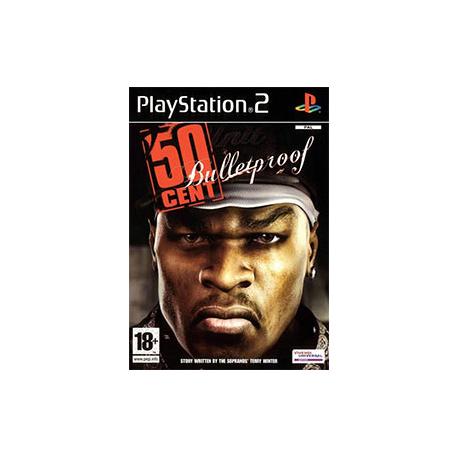50 CENT BULLETPROOF [ENG] (Używana) PS2