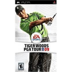 Tiger Woods PGA Tour 09[ENG] (używana) (PSP)