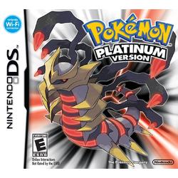 Pokemon Platinum Version[ENG] (używana) (NDS)