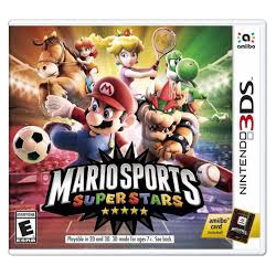 MARIO SPORTS SUPERSTARS AMIIBO CARD[ENG] (nowa)(3DS)