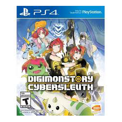 DIGIMON STORY CYBERSLEUTH [ENG] NOWA PS4