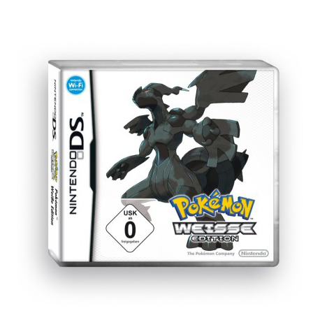 Pokemon Weisse Edition[DE] (nowa) (NDS)