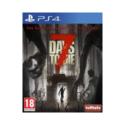 7 DAYS TO DIE[ENG] (używana) (PS4)