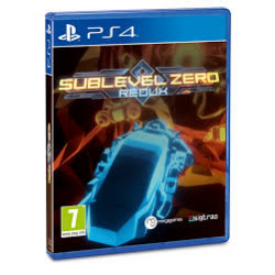 SUBLEVEL ZERO REDUX[ENG] (nowa) (PS4)