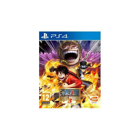 ONE PIECE PIRATE WARRIORS 3[ENG] (nowa) (PS4)