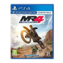MR4 MOTORACER[ENG] (nowa) (PS4)