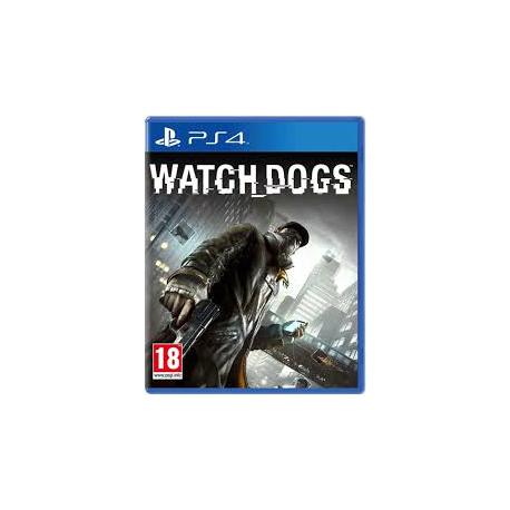 WATCH DOGS [PL] (Używana) PS4