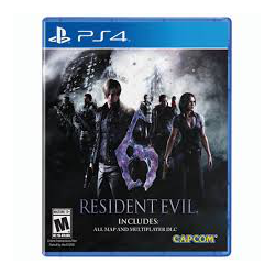RESIDENT EVIL  6[POL] (nowa) (PS4)