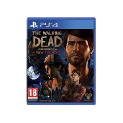 THE WALKING DEAD THE TELLTALE SERIES A NEW FRONTIER[ENG] (nowa) (PS4)
