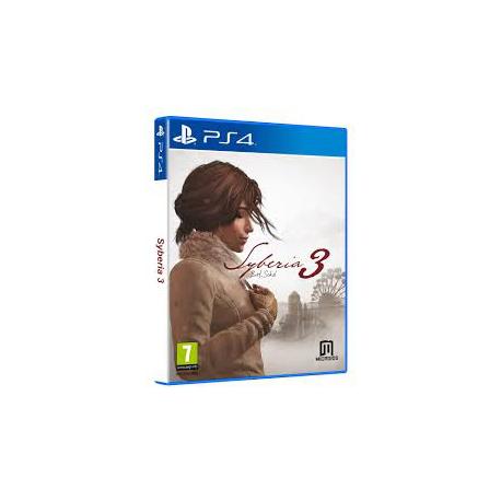 SYBERIA 3[POL] (nowa) (PS4)