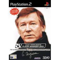 Alex Ferguson's Player Manager 2001 [ENG] (używana) (PS2)