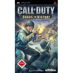 Call of Duty:ROADS TO VICTORY [ENG] (Używana) PSP