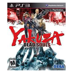 YAKUZA DEAD SOULS[ENG] (nowa) (PS3)