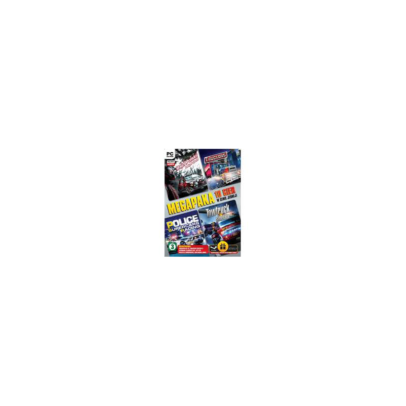 6405e86cacddda Megapaka 10 Gier w cenie jednej [POL] (nowa) (PC) - X-CONSOLE SKLEP ...