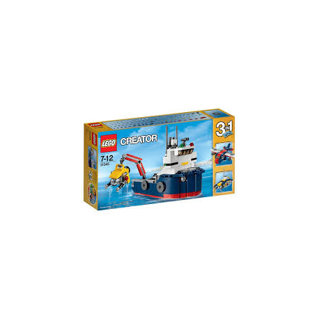 LEGO CREATOR 31045 (nowa)