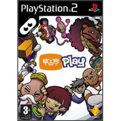 EYETOY PLAY [ENG] (Używana) PS2