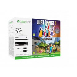Xbox One S 500 GB+KINECT[ENG] (nowa) (XONE)