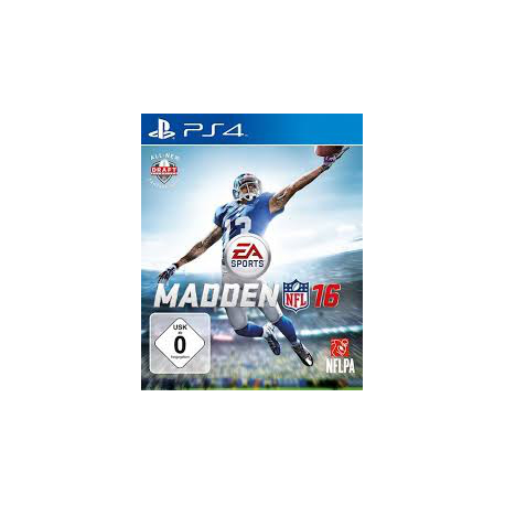 MADDEN NFL 16[ENG] (nowa) (PS4)