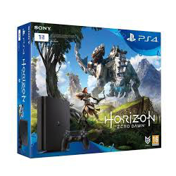 Playstation 4 Slim 1TB 2016B + HORIZON ZERO DAWN PL (nowa)